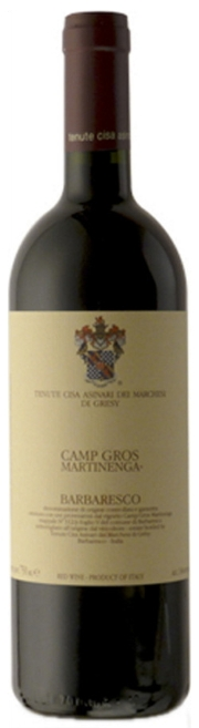 Barbaresco Martinenga DOCG